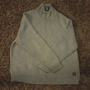 Classic Polo Sweater